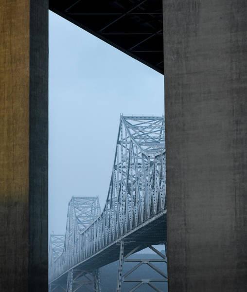 Carquinez Bridge Wall Art - Photograph - Carquinez Bridge, Crockett, California by Panoramic Images