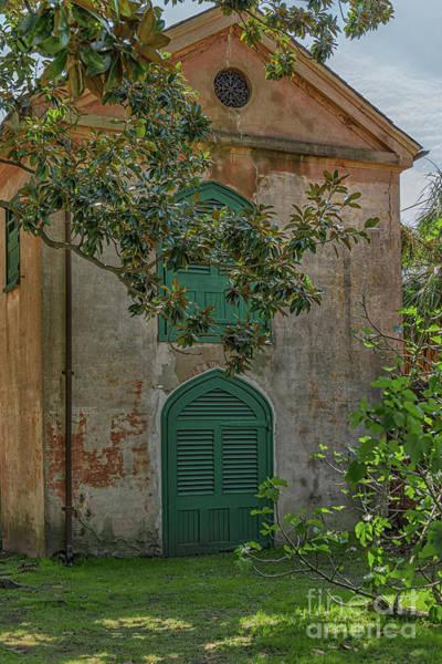 Photograph - Carriage House - Aiken Rhett Home Charleston South Carolina by Dale Powell