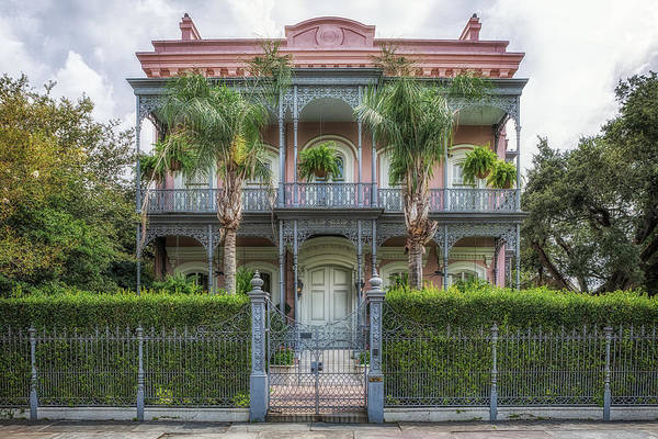 Photograph - Carroll - Crawford House by Susan Rissi Tregoning