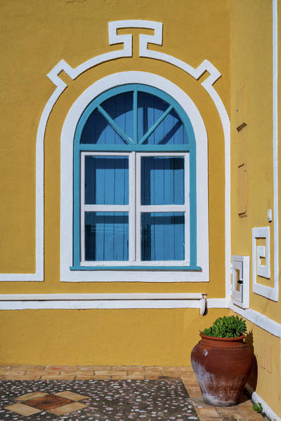 Photograph - Carvoeiro Window #1 by Michael Blanchette