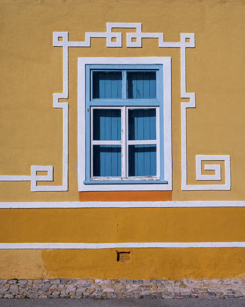 Photograph - Carvoeiro Window #2 by Michael Blanchette