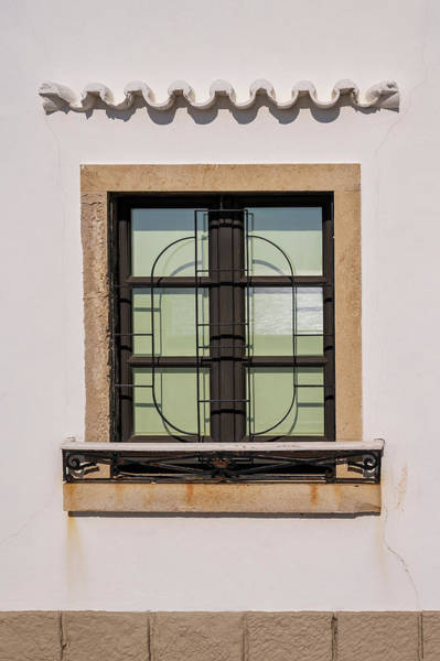 Photograph - Carvoeiro Window #4 by Michael Blanchette