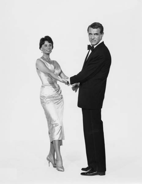 Photograph - Cary And Sophia by Authenticated News