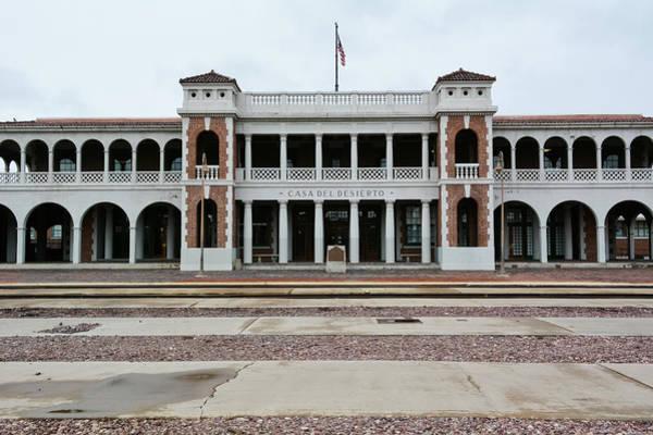 Photograph - Casa Del Desierto Harvey House by Kyle Hanson