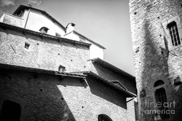 Photograph - Casa Di Dante Florence by John Rizzuto