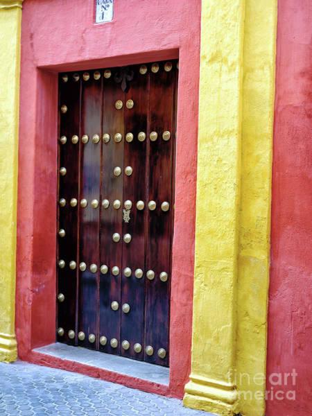 Photograph - Casa No. 1 In Seville by John Rizzuto