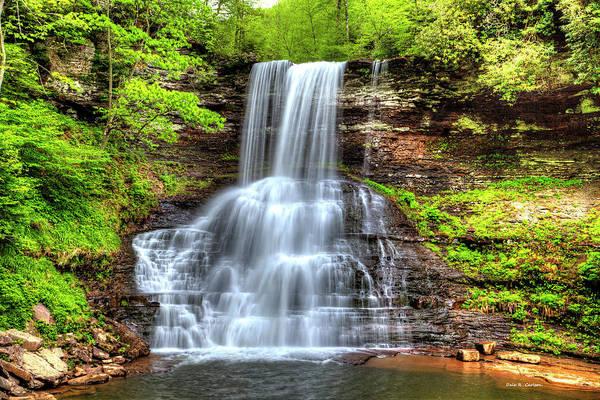 Photograph - Cascade Falls by Dale R Carlson