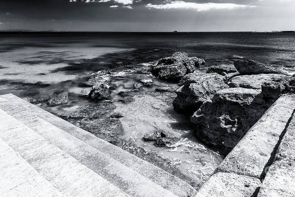 Photograph - Cascais Angles At Praia Da Duquesa by John Rizzuto