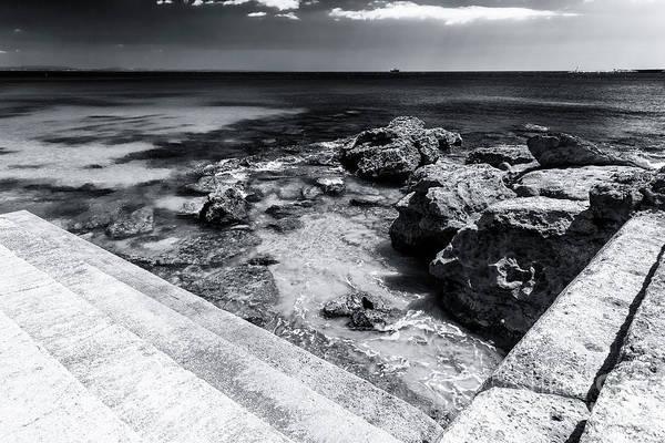 Wall Art - Photograph - Cascais Angles At Praia Da Duquesa by John Rizzuto