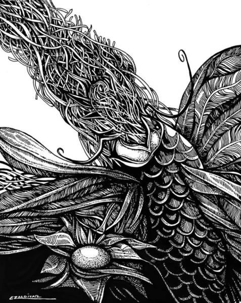 Castaway Fish Art Print