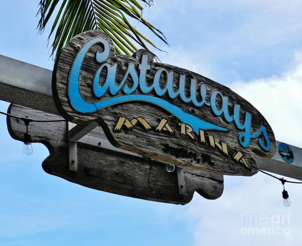 Wall Art - Photograph - Castaways Marina by Snapshot Studio