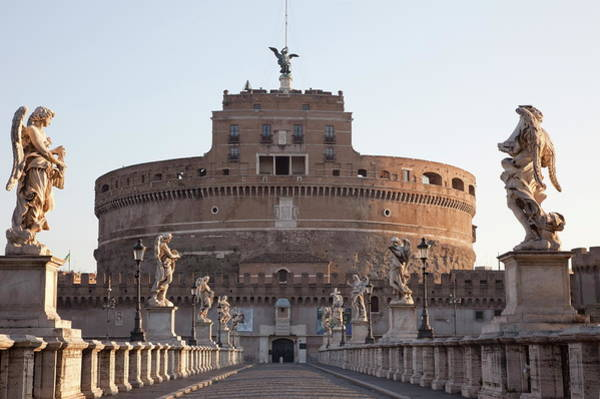 Photograph - Castel Santangelo And Sant Angelo by Eurasia / Robertharding