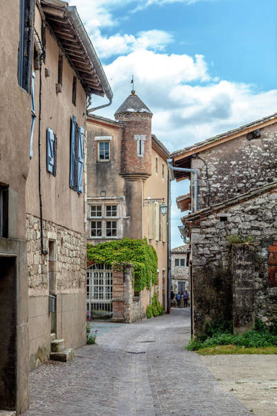 Wall Art - Photograph - Castelnau-de-montmiral by W Chris Fooshee