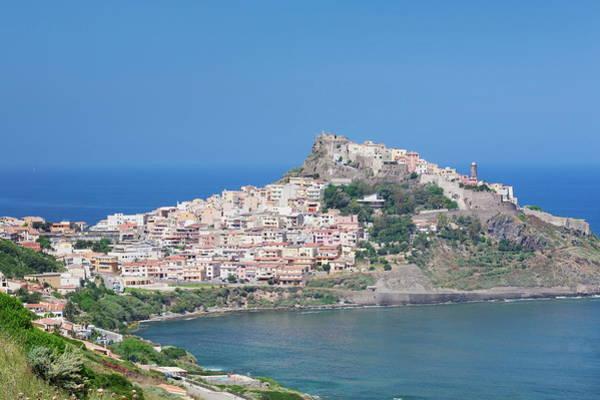 Sardinia Photograph - Castelsardo, Sardinia, Italy by Markus Lange / Robertharding