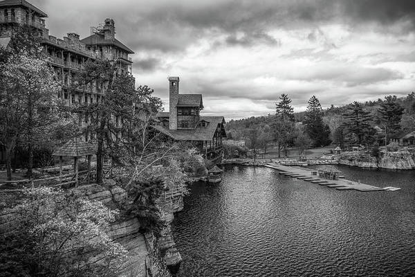 Photograph - Castle And Clouds by Kristopher Schoenleber