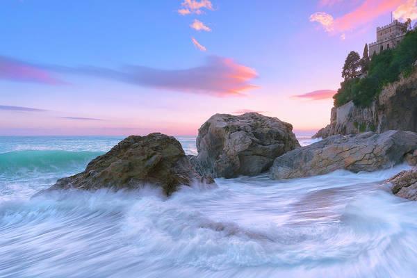 Photograph - Castle Beach by Giovanni Allievi