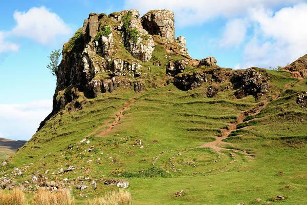 Photograph - Castle Ewan by Nicholas Blackwell