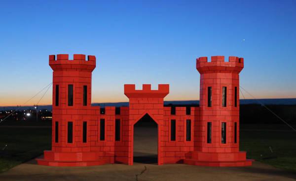 Wall Art - Photograph - Castle Of U.s. Army Engineer by Hyuntae Kim