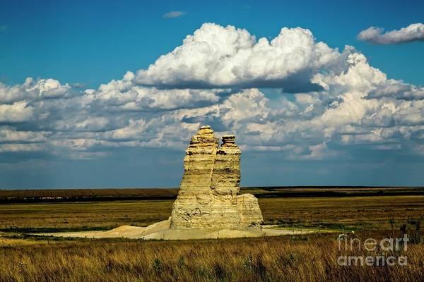 Photograph - Castle Rock by Jon Burch Photography