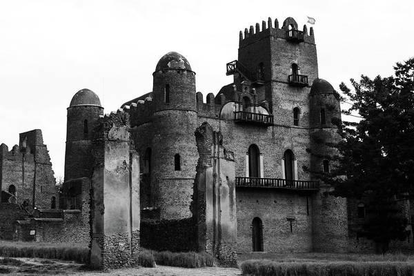 Photograph - Castles Of Gondar, Ethiopia by Aidan Moran