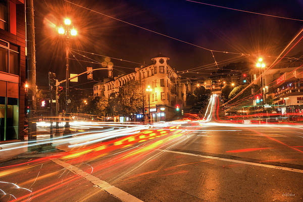 Photograph - Castro District by Leland D Howard