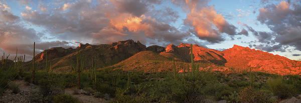 Catalina Mountains, Arizona Art Print