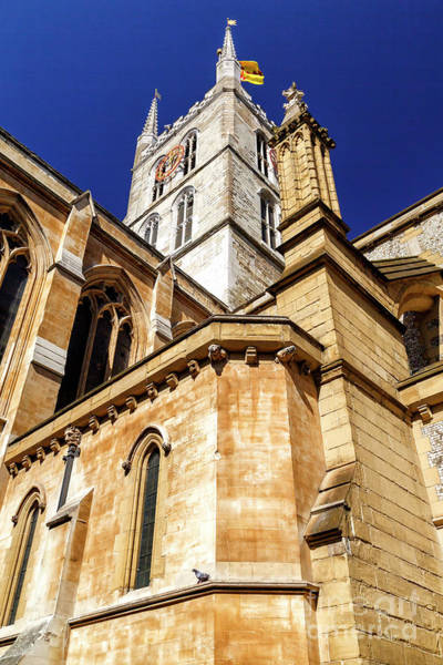 Wall Art - Photograph - Cathedral And Collegiate Church Of St Saviour And St Mary Overie In London by John Rizzuto