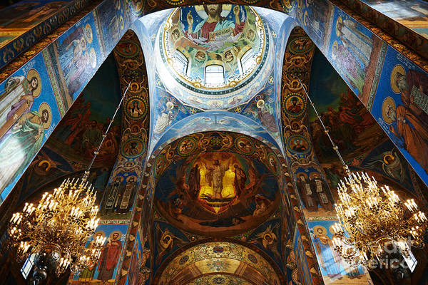 Wall Art - Photograph - Cathedral by Ivan kislitsin
