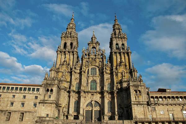 Wall Art - Photograph - Cathedral Of Santiago De Compostela by Jaime Perez Photography