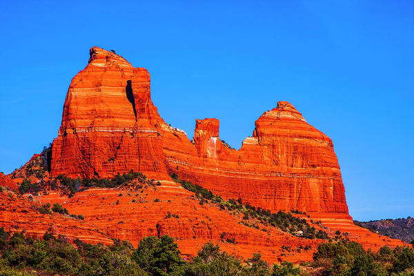 Photograph - Cathedral Rock by Fernando Margolles