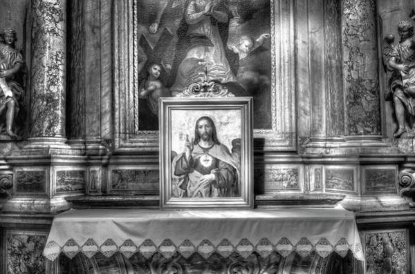 Wall Art - Photograph - Cathedral Sacred Heart Of Jesus by David Pyatt
