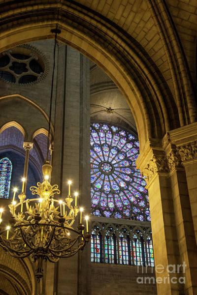 Photograph - Cathedrale Notre Dame De Paris by Brian Jannsen