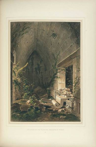 Russian Orthodox Church Painting - Catherwood, Frederick 1799-1854  Stephens, John Lloyd 1805-1852. Views Of Ancient Monuments In  by Celestial Images