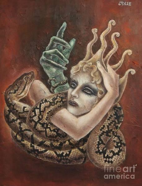 Cauchemar Painting - Cauchemar Prologue by Julie Kitamura