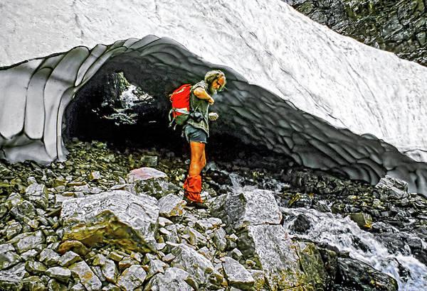 Wall Art - Photograph - Cave Man by Steve Harrington
