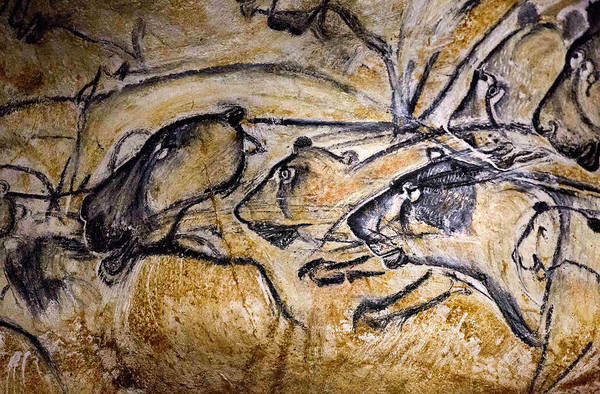Photograph - Cave Painting 8 by Andrew Fare