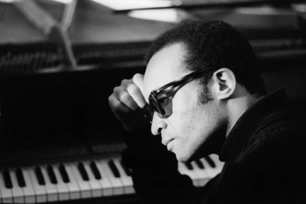 Concert Hall Photograph - Cecil Taylor In Paris, France In 1966 - by Herve Gloaguen