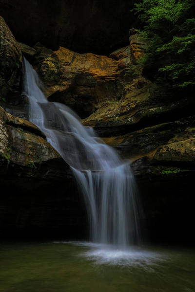 Photograph - Cedar Falls by Dan Sproul