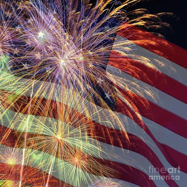 Wall Art - Photograph - Celebrations 4th July By Kaye Menner by Kaye Menner