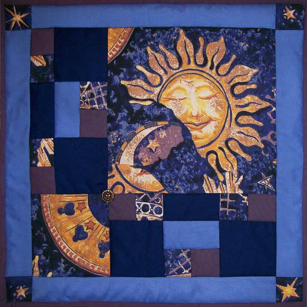 Celestial Slumber Art Print