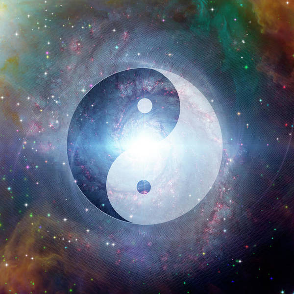Wall Art - Photograph - Celestial Yin-yang by Bruce Rolff