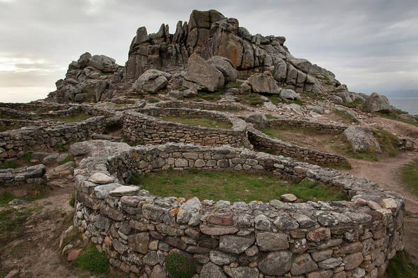 Wall Art - Photograph - Celtic Castro De Baroña by © Santiago Urquijo