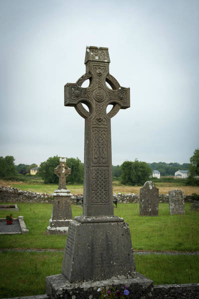 Photograph - Celtic Cross by Mark Duehmig