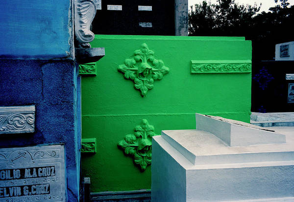 Photograph - Cemetery Colors by Shaun Higson