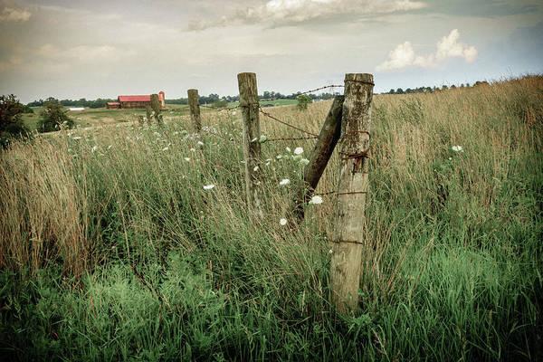 Wall Art - Photograph - Central Kentucky Farm by Alexey Stiop
