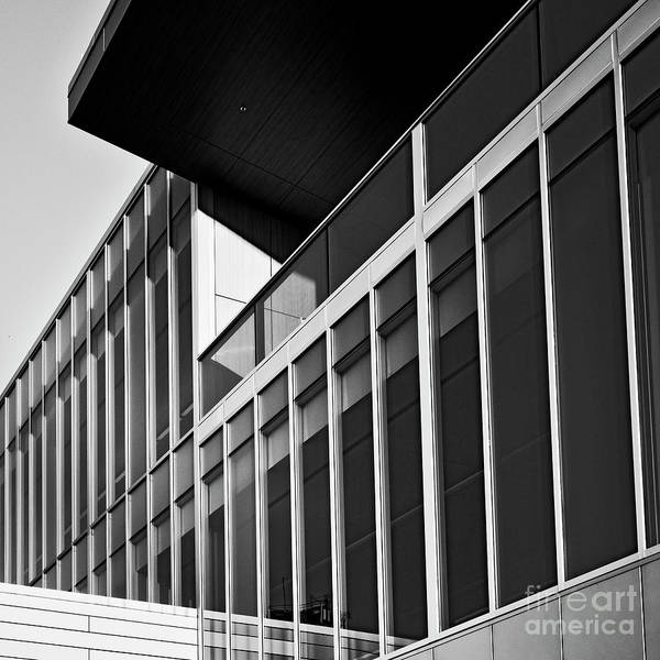 Photograph - Central Library 2 by Patrick M Lynch