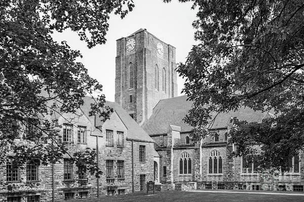 Photograph - Central Methodist University Linn Memorial  by University Icons