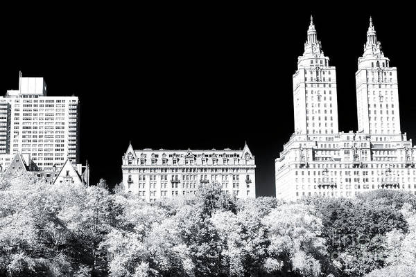 Photograph - Central Park View New York City by John Rizzuto