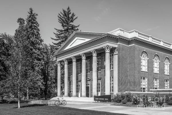 Photograph - Central Washington University Shaw Smyer Hall by University Icons