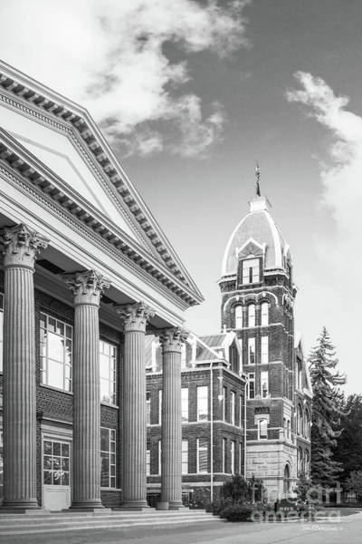 Photograph - Central Washington University by University Icons